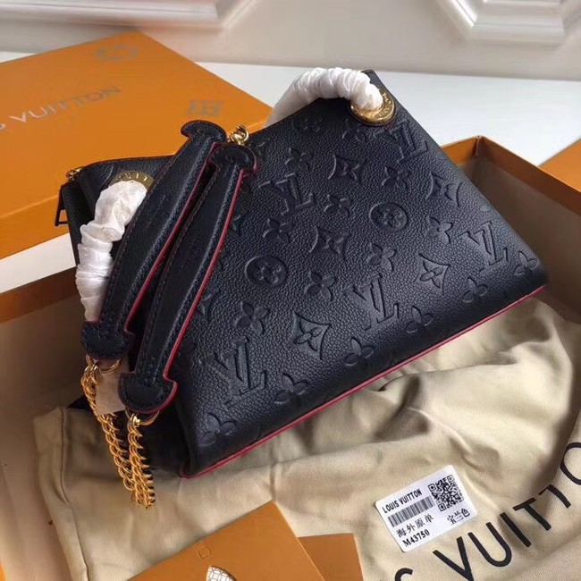 Louis vuitton original mongram empreinte PONTHIEU BB M43750 Navy-blue