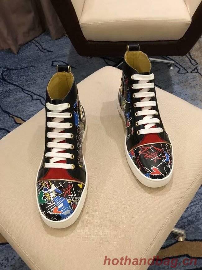 CHRISTIAN LOUBOUTIN Vieira Spikes Orlato sneakers CL1016