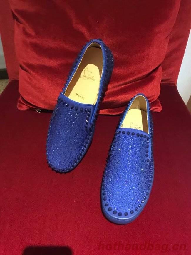 CHRISTIAN LOUBOUTIN Vieira Spikes Orlato sneakers CL1053