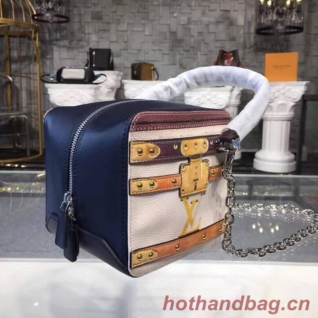 Louis vuitton original tote bag SQUARE M52350
