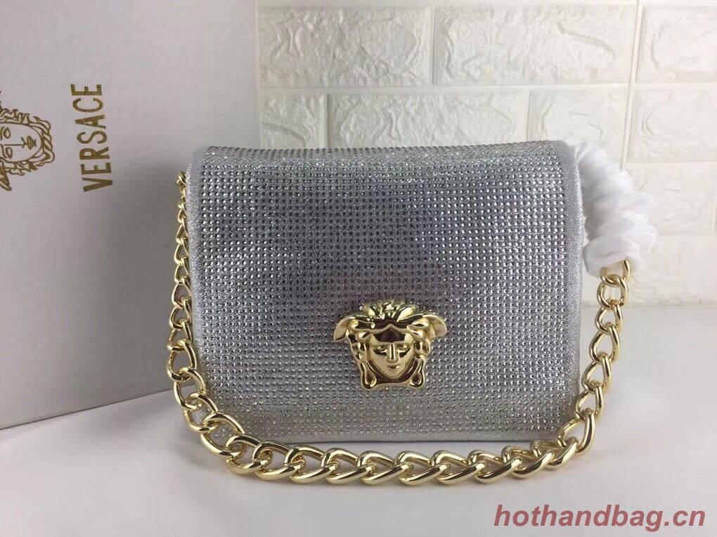 Versace Shoulder Bag VS178 Sliver