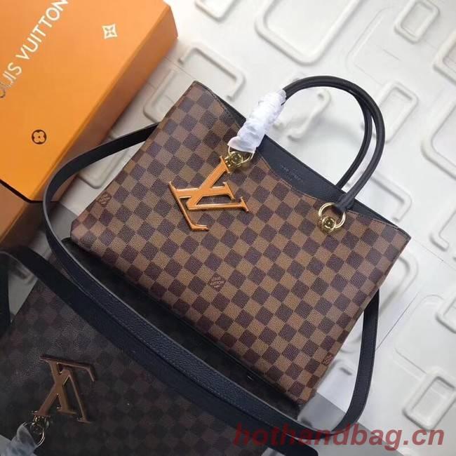 Louis Vuitton original RIVERSIDE N40052 black