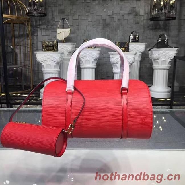 Louis Vuitton original Epi Leather M52222 red