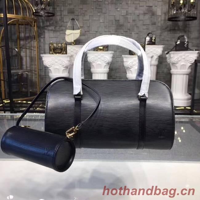 Louis Vuitton original Epi Leather M52222 black