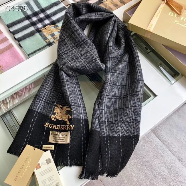 Burberry lambswool & cashmere scarf 71153