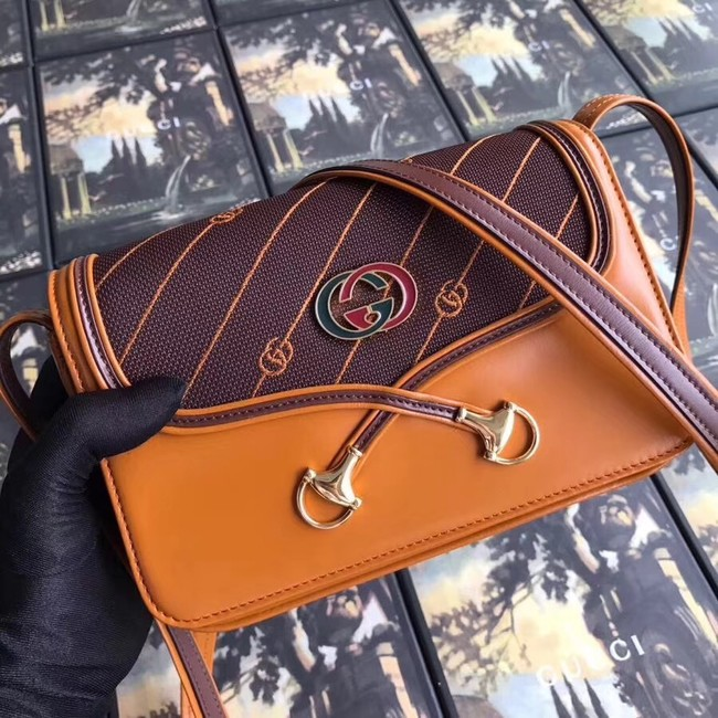 Gucci Ophidia GG messenger bag 537206 brown