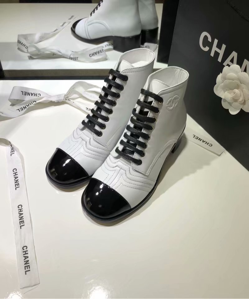 Chanel Shoes CH2442MG White