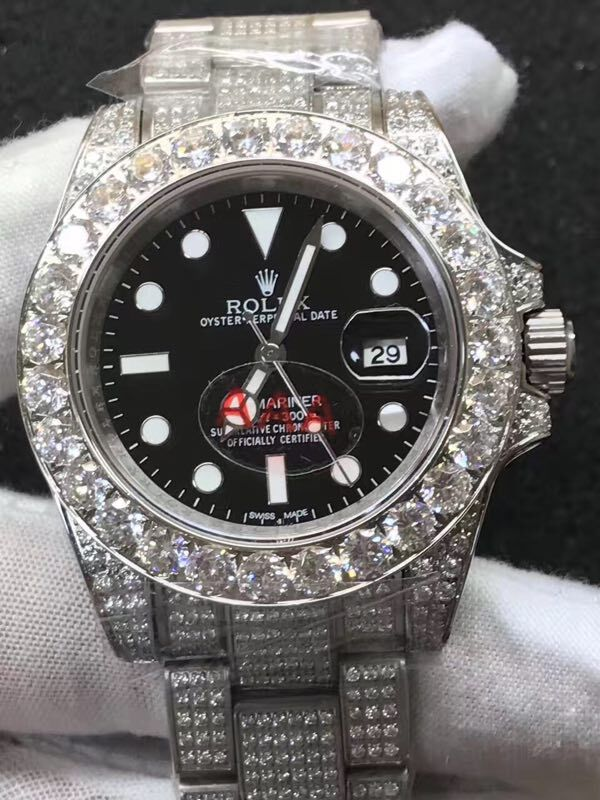 Rolex GMT-Master Replica Watch Original Quality RO8016O