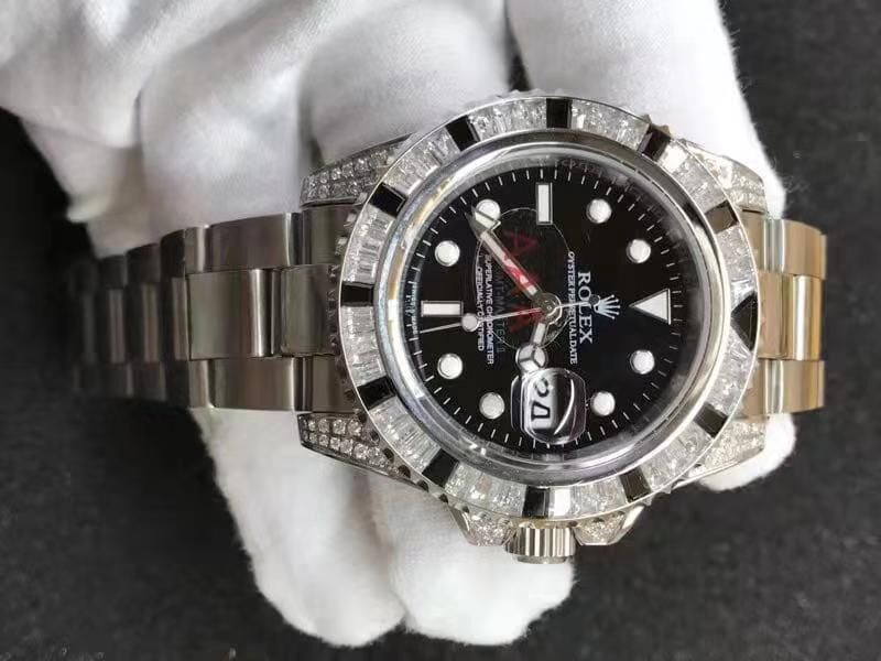 Rolex GMT-Master Replica Watch Original Quality RO8017O