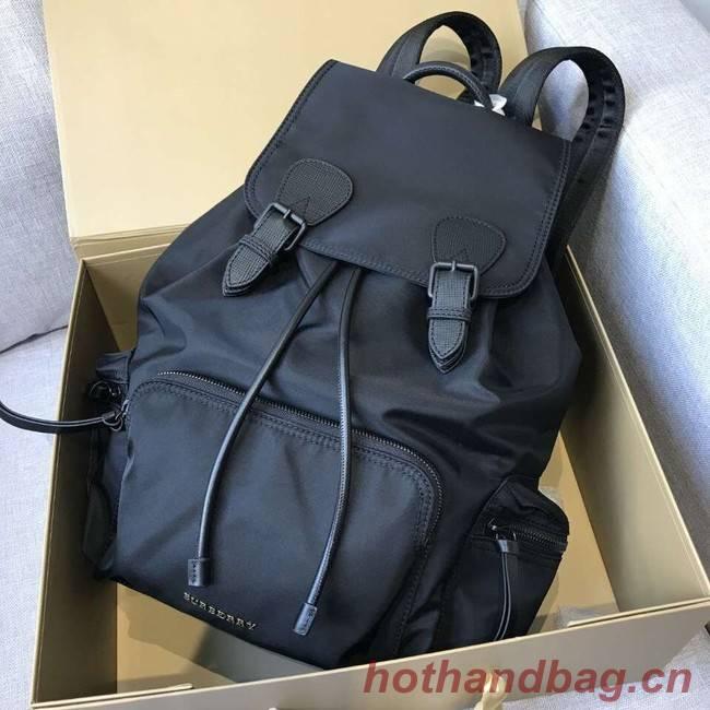 BURBERRY nylon backpack 48791 black