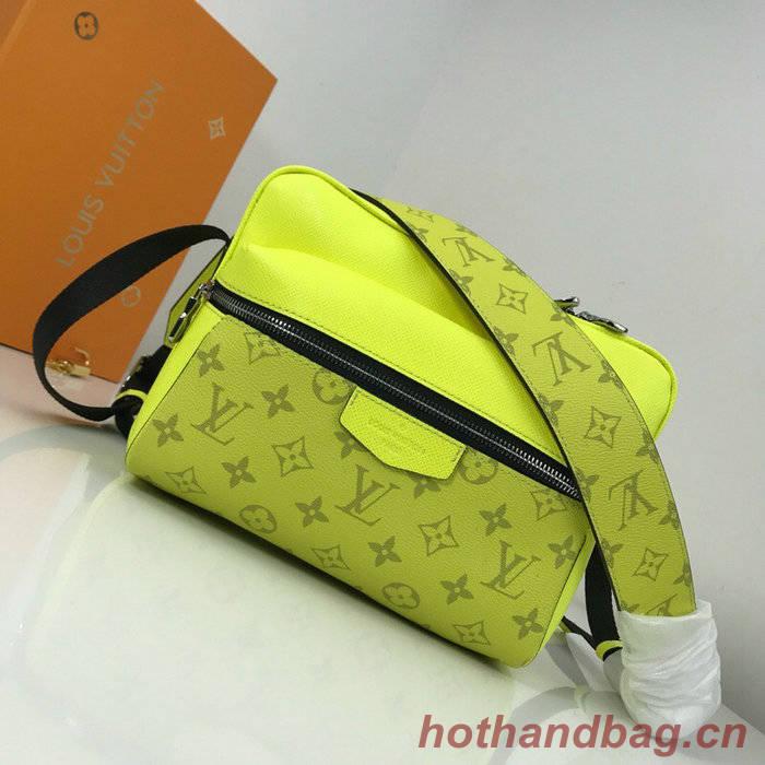 Louis Vuitton Monogram Canvas Messenger PM M43845 yellow