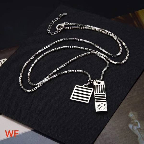 Louis Vuitton Necklace LV191855