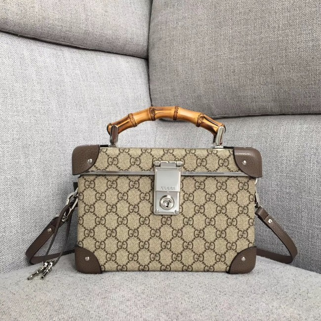Gucci Ophidia GG tote 553623 brown