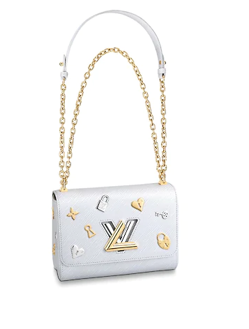 Louis Vuitton TWIST MM M52890 White