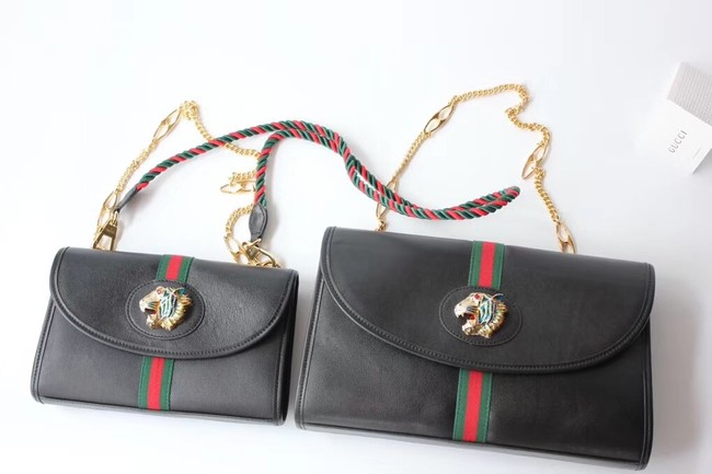 Gucci GG Marmont shoulder bag 564697 black