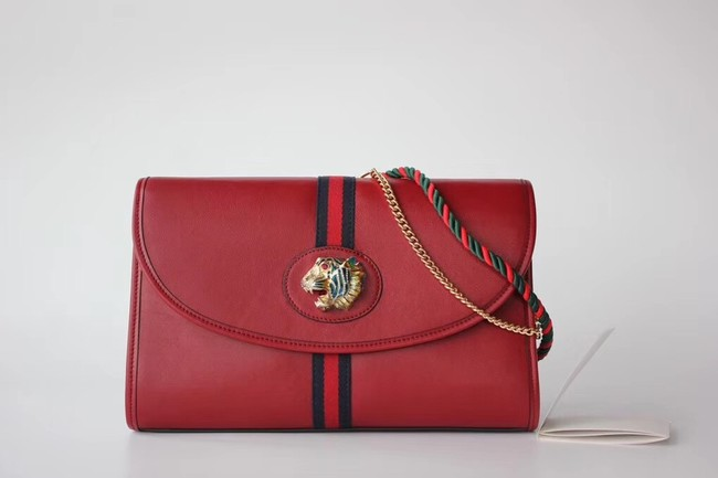 Gucci GG Marmont shoulder bag 564697 red