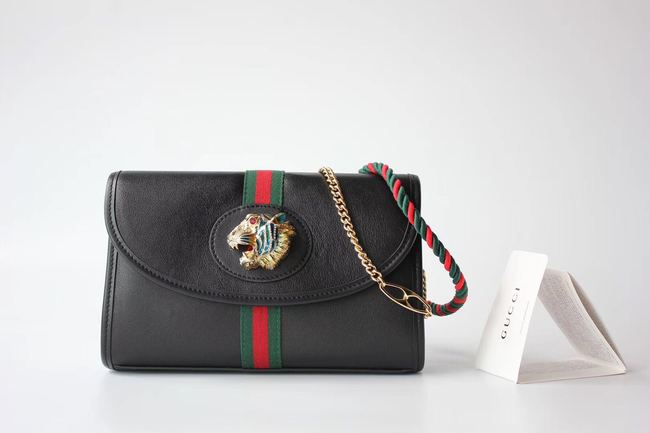 Gucci GG Marmont small shoulder bag 570145 black