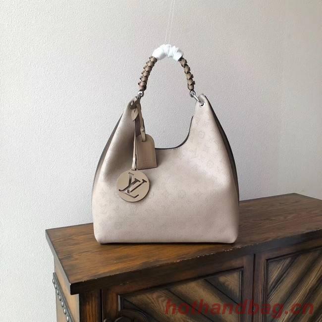 Louis Vuitton original CARMEL M53188 light grey