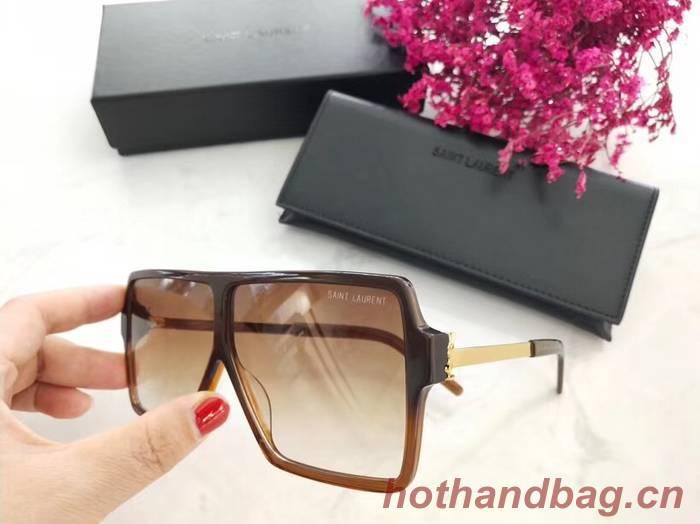 Yves Saint Laurent Sunglasse Top Quality YSL42045