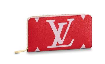 Louis Vuitton Original ZIPPY WALLET M67550 Rouge