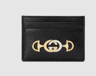 Gucci Zumi Card Holder 570679 black