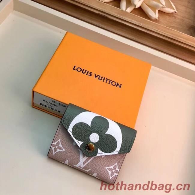 Louis vuitton ZOE Wallet M67641