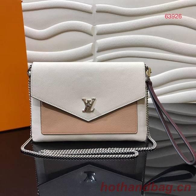 Louis Vuitton MYLOCKME Chain bag M63926 Beige