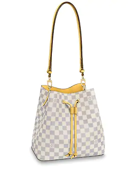 Louis Vuitton Damier Azur NEONOE N40153 Pineapple