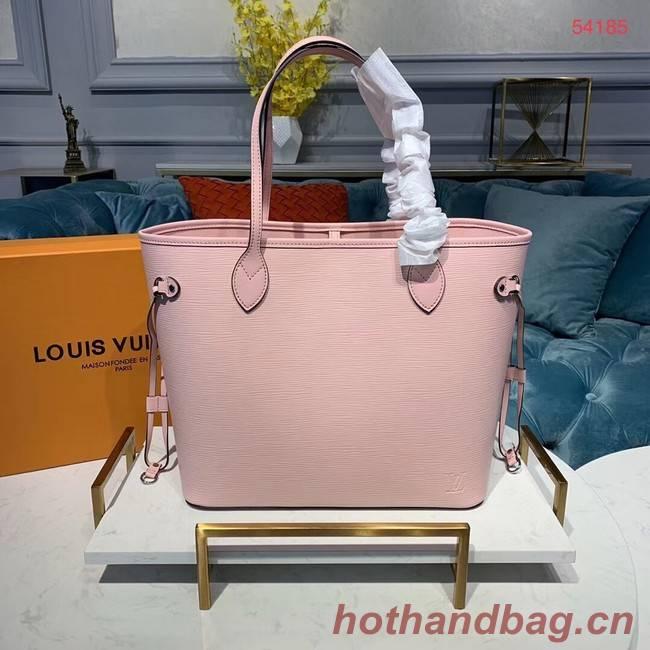 Louis Vuitton Original Neverfull Epi Leather MM 54185 pink