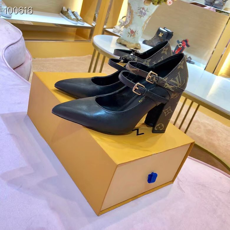 Louis Vuitton shoes LV942SY-2 9CM height