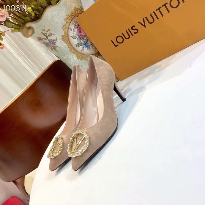 Louis Vuitton shoes LV944SY 8CM height