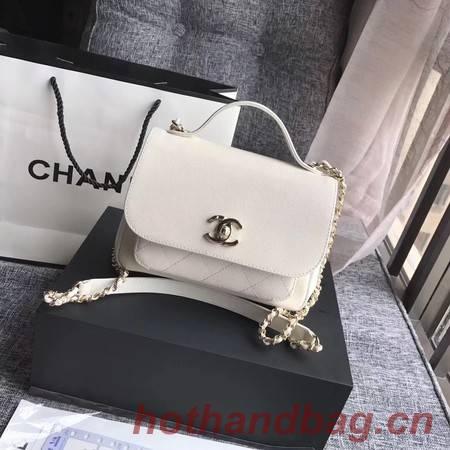 Chanel Original caviar Tote Bag 25690 Beige
