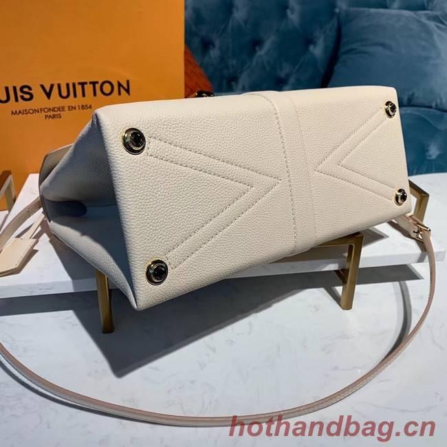 Louis vuitton original ROSE DES VENTS Medium tote bag M53815 cream