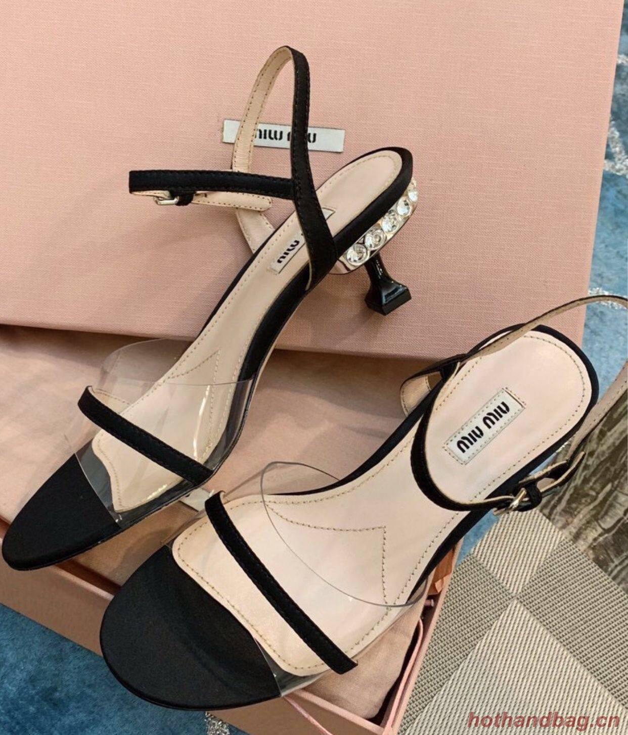 Miumiu Shoes MM39021 Black