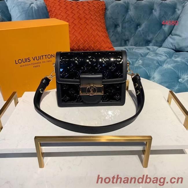 Louis vuitton original MINI DAUPHINE M44580 black