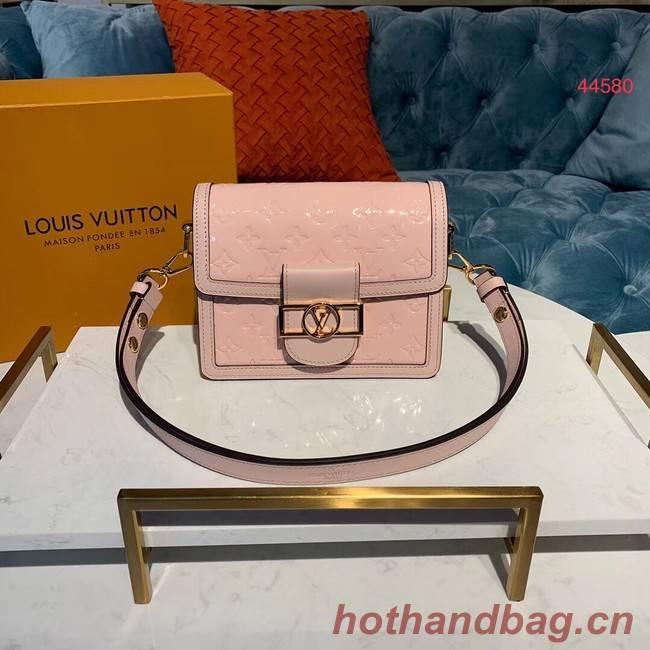 Louis vuitton original MINI DAUPHINE M44580 pink
