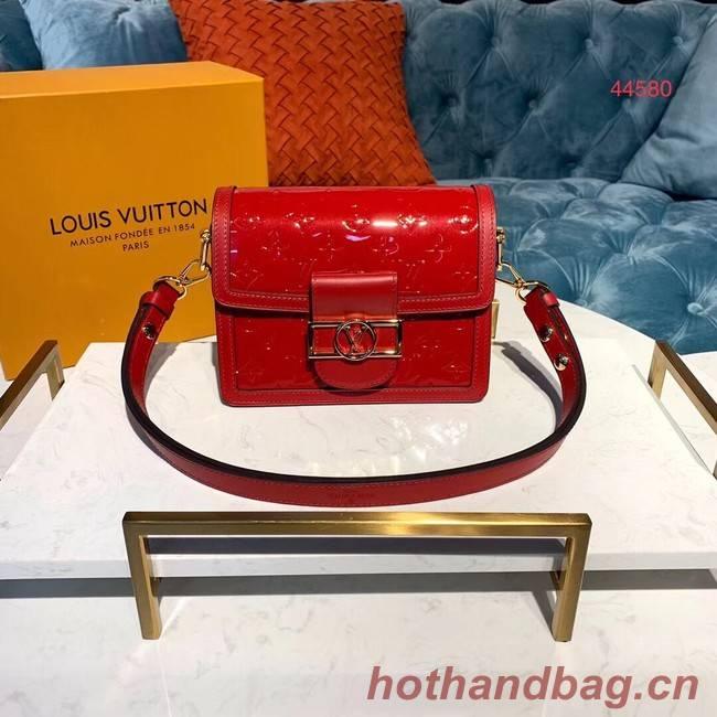 Louis vuitton original MINI DAUPHINE M44580 red