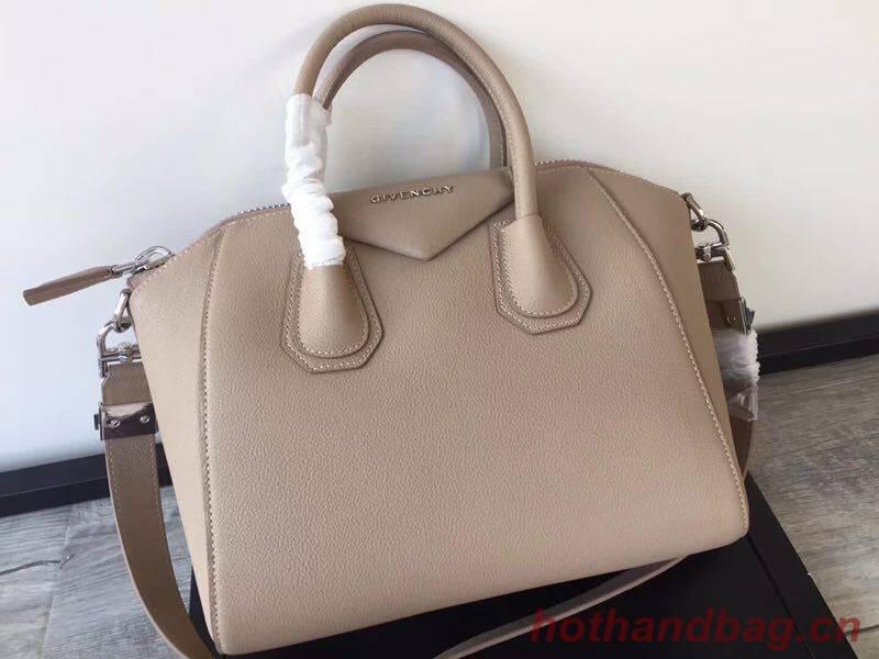 Givenchy Antigona Bag Original Calfskin Leather G9983 apricot