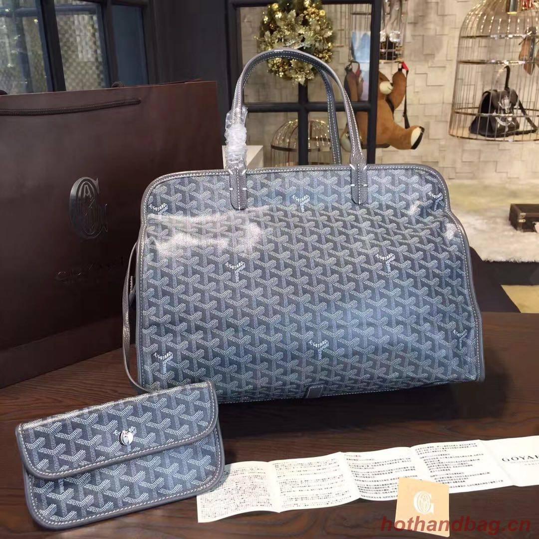 Goyard Calfskin Leather Tote Bag 9957