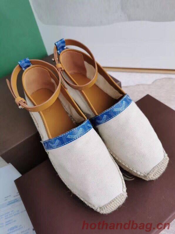 Goyard Shoes G23098 Blue