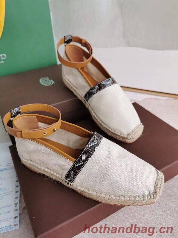 Goyard Shoes G23098 Black