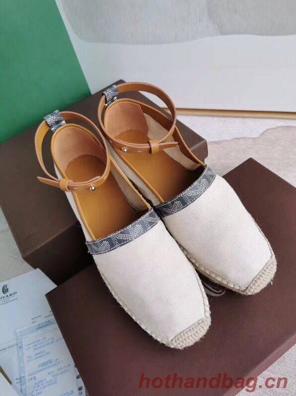 Goyard Shoes G23098 Gray