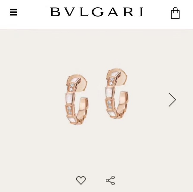 Bvlgari Earrings CE3466