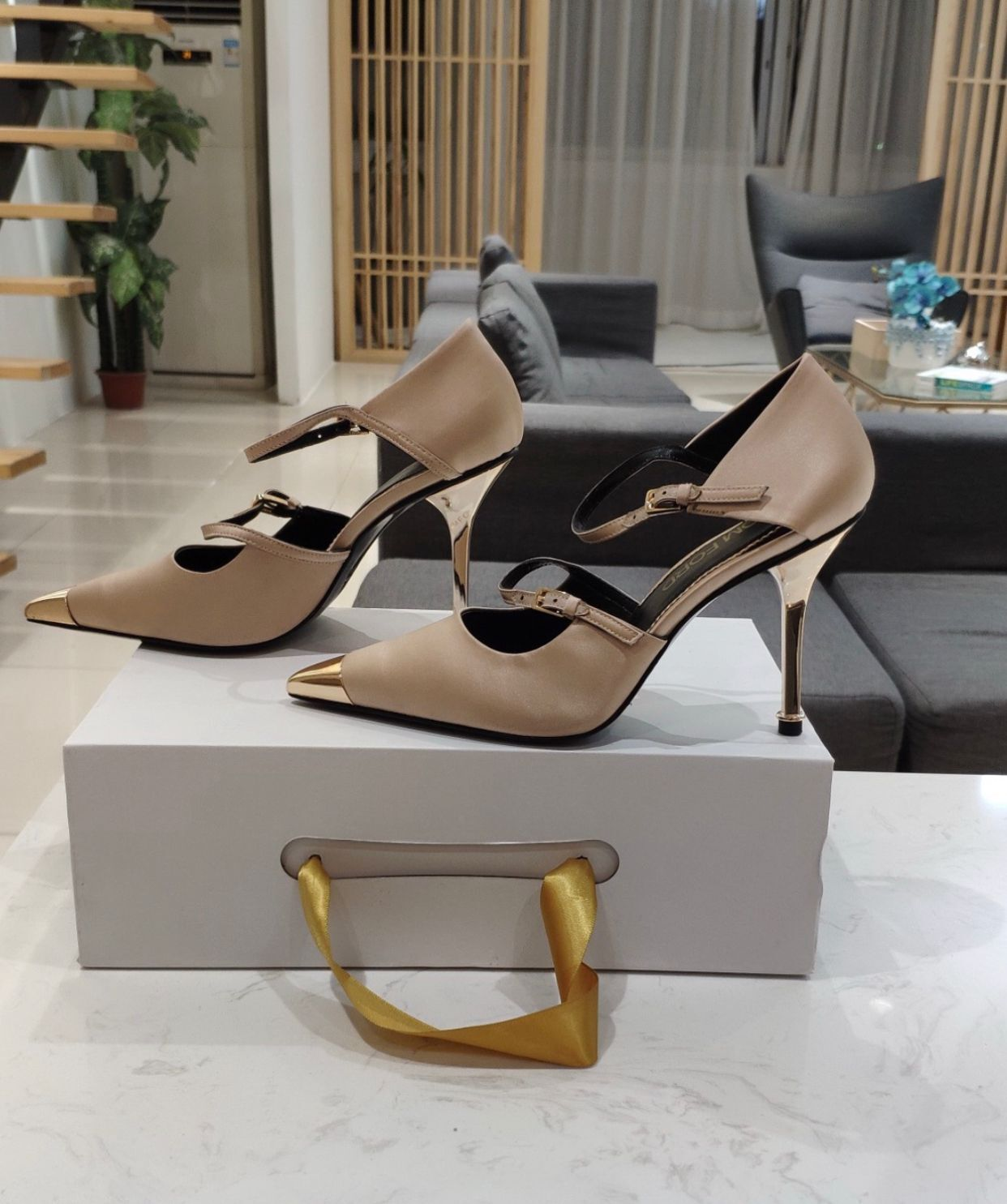 Tom Ford shoes 2699 Nude