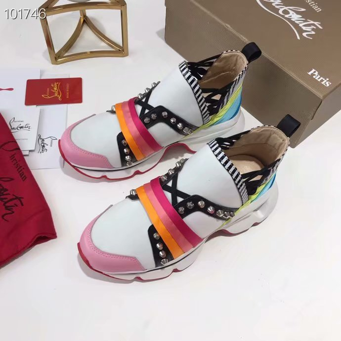 Christian Louboutin Shoes CL1637JYX-2