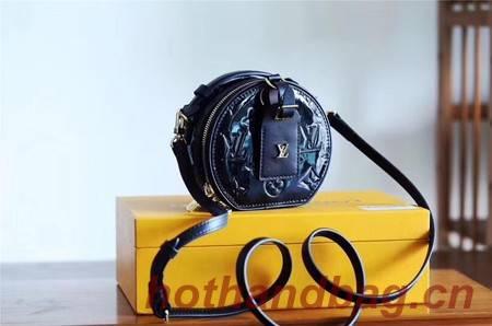 Louis vuitton original MINI BOITE CHAPEAU SOUPLE M44699 black