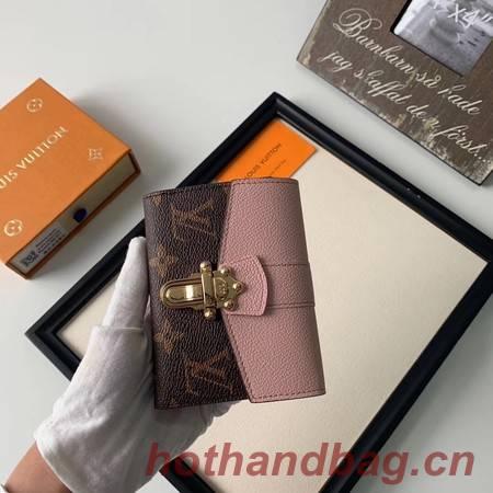 Louis Vuitton CHERRYWOOD Wallet M64449 ballet pink