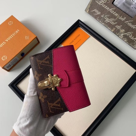 Louis Vuitton CHERRYWOOD Wallet M64449 rose