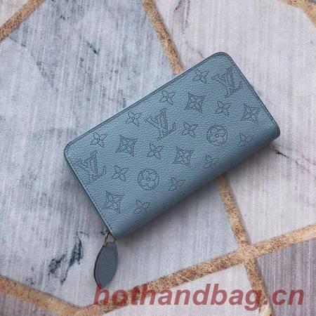 Louis Vuitton Original Zipper Wallet M58431 light blue