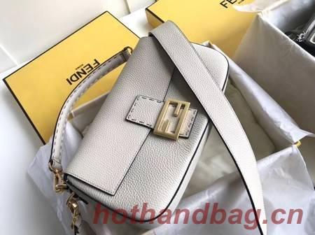 Fendi BAGUETTE Shoulder Bag 8BR600 beige